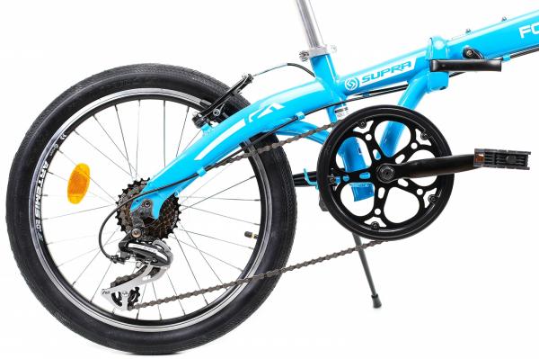 Bicicleta Pliabila Supra Folding 20 Inch 6
