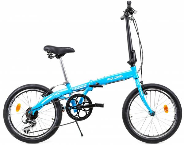 Bicicleta Pliabila Supra Folding 20 Inch 0