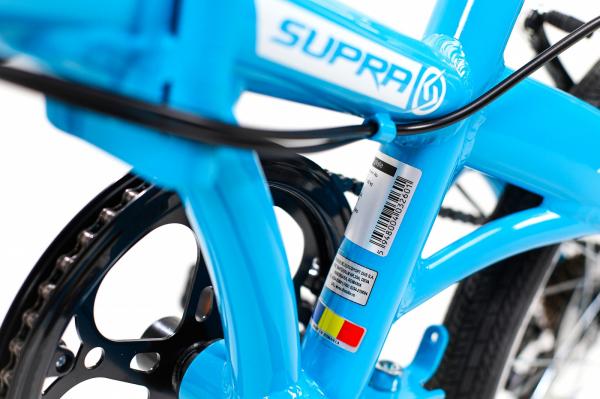 Bicicleta Pliabila Supra Folding 20 Inch 18