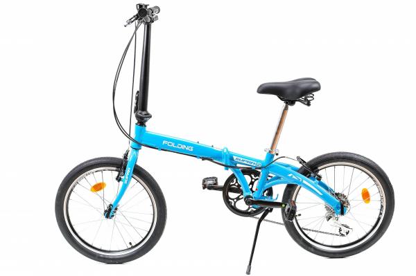 Bicicleta Pliabila Supra Folding 20 Inch 2