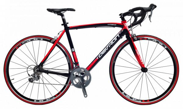 Bicicleta Sosea Devron Race R4.8 Black M - 540 28 Inch 0