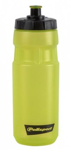 Bidon Apa Polisport Colours Verde Transparent 550Ml, capac twist 0