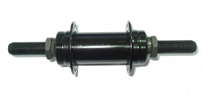 Butuc Spate Bmx, 48H, Ax Gros 14, Negru [0]
