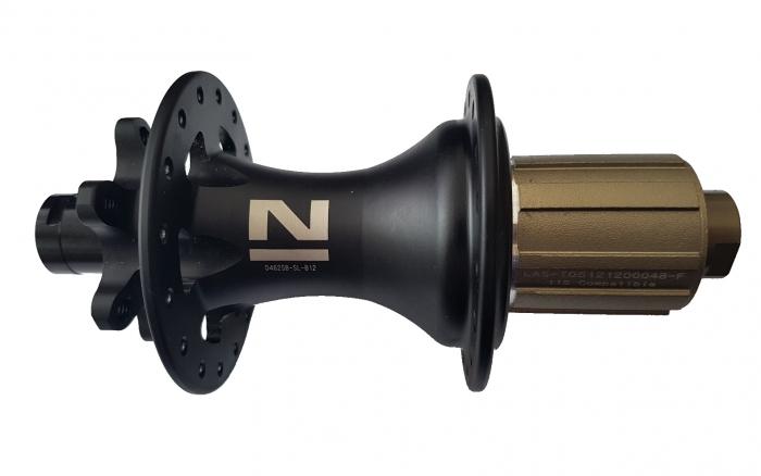 Butuc Spate Novatec D462Sb/Ab-Sl-B12-11S [0]