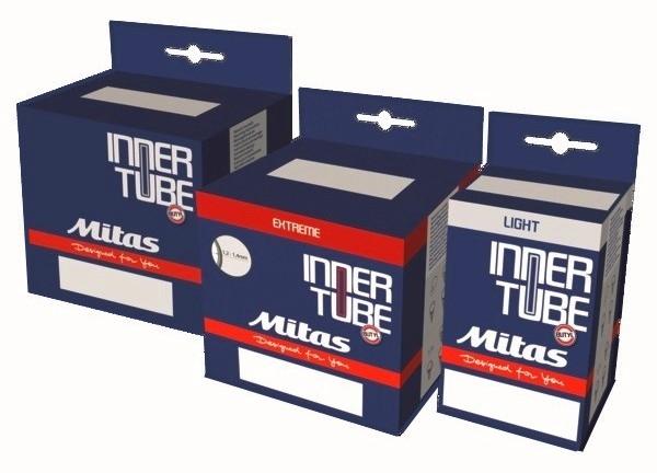 Camera Bicicleta Mitas 26-1-27.5 X 1.00-1.50 25/37 - 584/597 Fv47 0