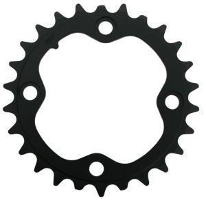 Chain Ring Mtb 22T V3 64 Alum Hard Black [0]