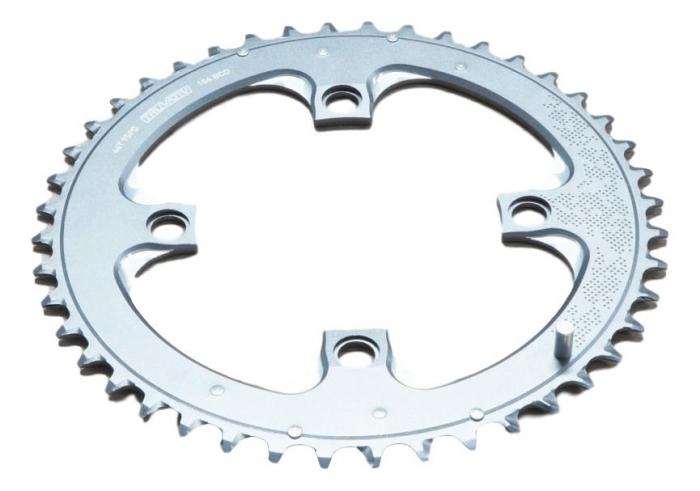 Chain Ring Mtb 44T V4G2 104 Alum4 3Mm Tpr Tggrey [0]