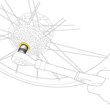 Unealta Tubulara Pinioane Topeak Frw-Remover, Tps-Sp39 - Argintiu [1]