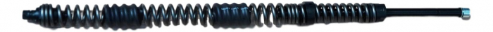 Coil Spring/Shaft Assy, Firm Blue 140Mm - 2011 Sektor (Requires Top Cap Kit - Sektor) 0