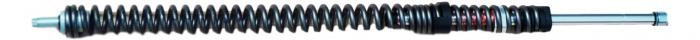 Coil Spring U-Turn/Shaft/Top Cap Assy, X-Firm Black 150Mm - 2011 Sektor 0