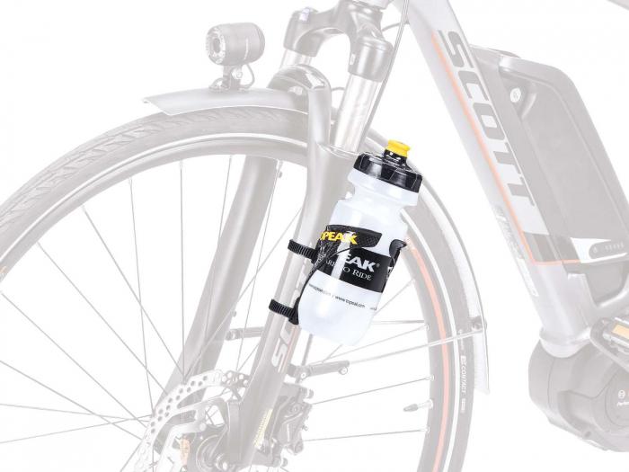 Coliere Din Plastic Topeak Versamount Tvm01, suport bidon/scule, negru 1