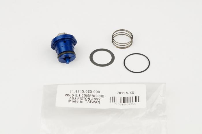 Compression Adjust Piston Assy (Assembled) - 2009-2011 Vivid/Vivid Air 5.1 /R2C 1