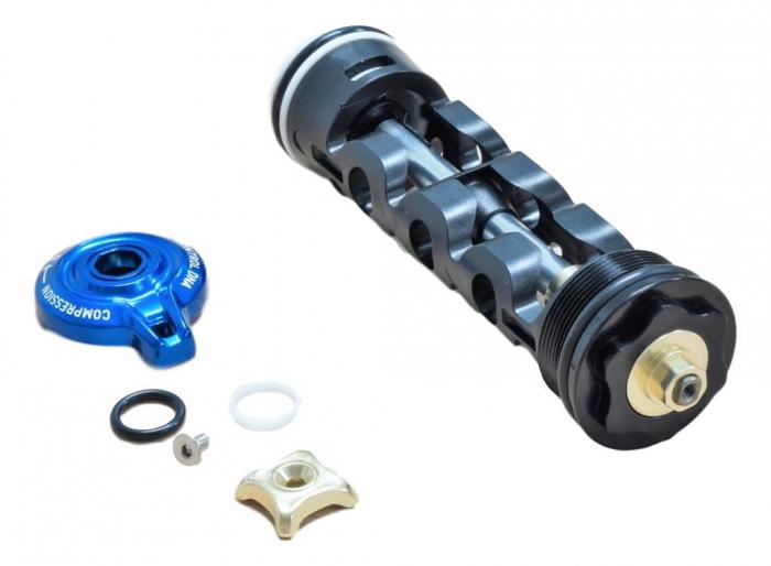 Compression Damper, Crown Adjust, Motion Control Dna (Includes Comp And Floodgate Knobs) - 2012 Sid Rlt (120Mm Only) 0