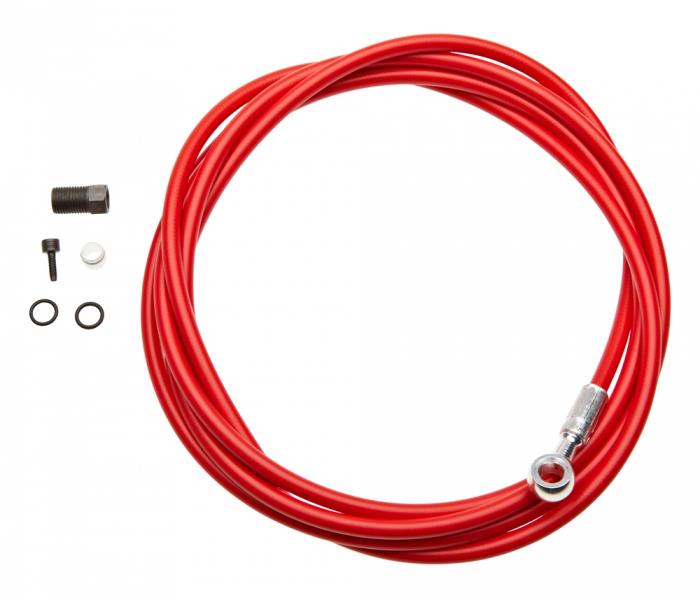 Conducta Hidraulica Si Piese Avid Pt Xx Juicy5-7 Ultimate, rosie [0]