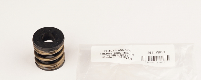 Domain Coil Topout Spring Assy [1]