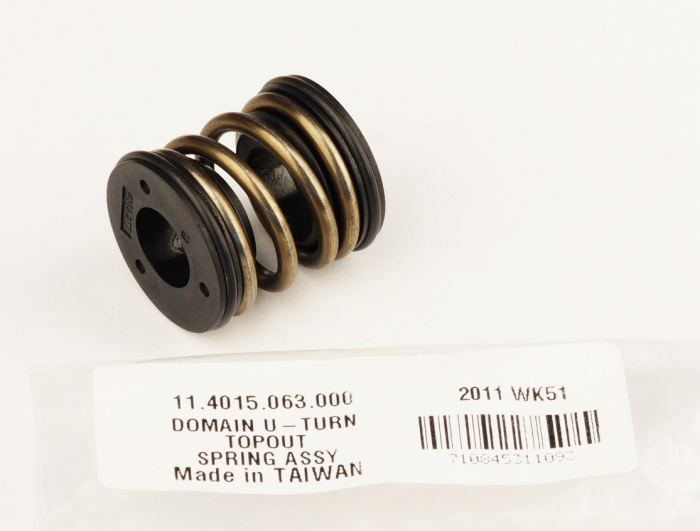 Domain U-Turn Topout Spring Assy [1]