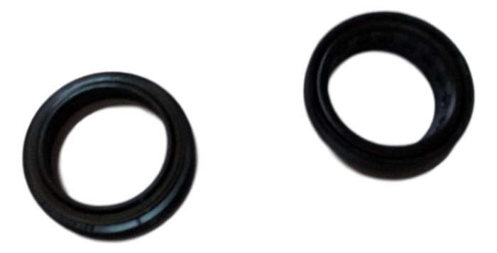 Dust Seal 35Mm Black - Pike A1 [0]