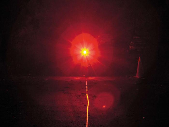 Far Spate Topeak RedLite, TMS047 - Negru-Rosu [2]