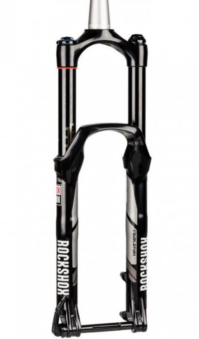 Furca Bicicleta Rockshox Revelation Rct3 Dual-Pos S-Air 150, 26 Inch, MaxleLite15Black MotionControl A3 0