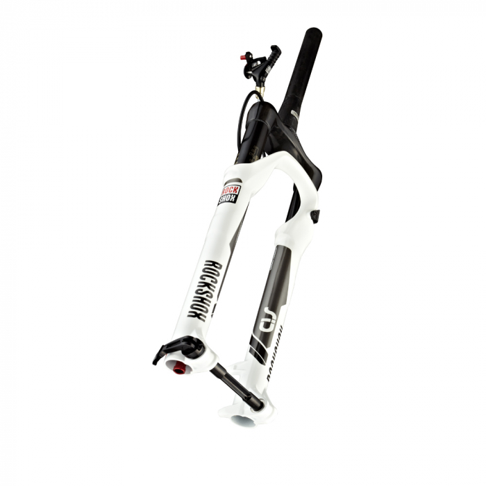 Furca Bicicleta Rockshox Sid Xx World Cup 27, Tapered Carbon,Maxl-L15, DNA XLoc drpt,PM Disc,alba 2