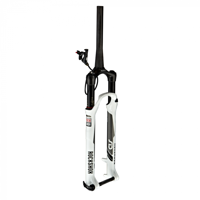 Furca Bicicleta Rockshox Sid Xx World Cup 27, Tapered Carbon,Maxl-L15, DNA XLoc drpt,PM Disc,alba 1