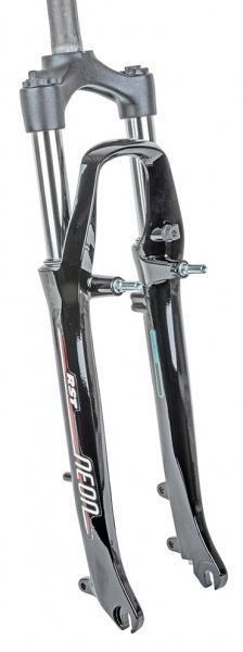 Furca RST Neon T 28, 60mm, PM+Vbr, Qr9, neagra 3