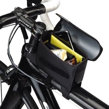 Geanta-Borseta Cadru Topeak Tri Drybag, complet rezistenta apa, prindere curele cadru fata [2]