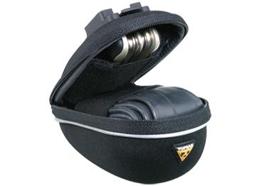 "Geanta-Borseta Sub-Sa Topeak Propack Marime Micro, 0.3L, protectie spuma, prindere QR F25 sa, micro"", neagra 2"