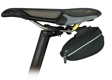 "Geanta-Borseta Sub-Sa Topeak Propack Marime Micro, 0.3L, protectie spuma, prindere QR F25 sa, micro"", neagra 1"