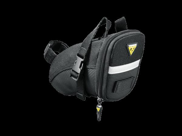 Geanta-Borseta Tija-Sa Topeak Aero Wedge Pack Tc2260B-08 - Volum 0.66 L, Negru [3]