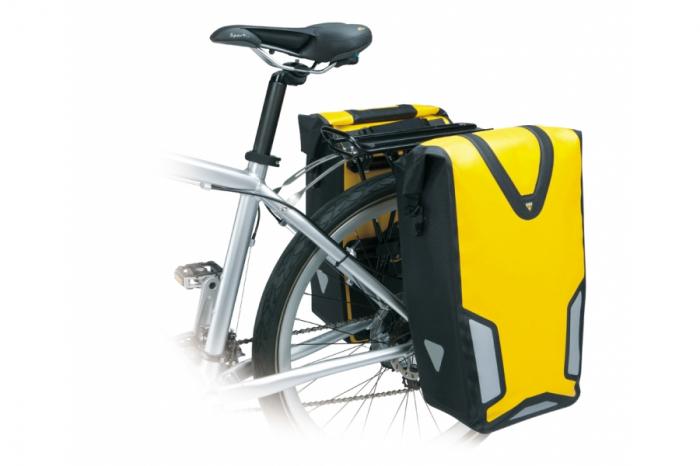 Genta-Coburi Portbagaj Topeak Pannier Dry Bag Dx 15