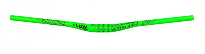 Ghidon Azonic Flow, Curbat, Fat35, L785 Rise 18, Verde Neon [0]