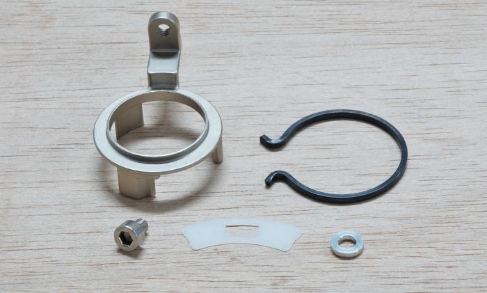 Hammerschmidt Actuator Assembly [1]