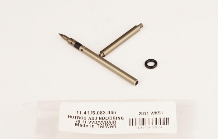 Hot Rod Adjuster Needle & O-Ring (240X76) - 2011 Vivid/Vivid Air 1
