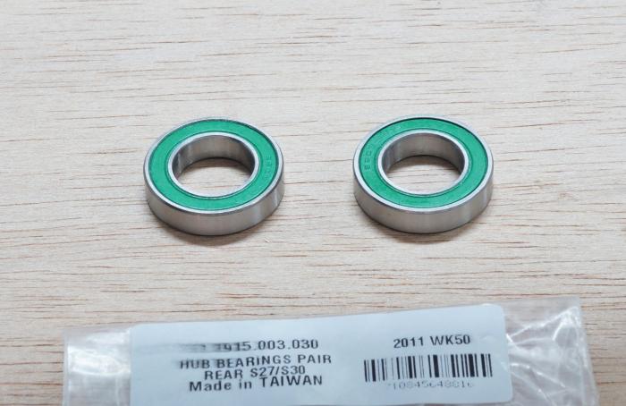 Hub Bearings Rear Pair S30/S27 1