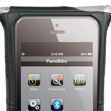 Husa Ghidon Topeak Smartphone Drybag Iphone 5 1