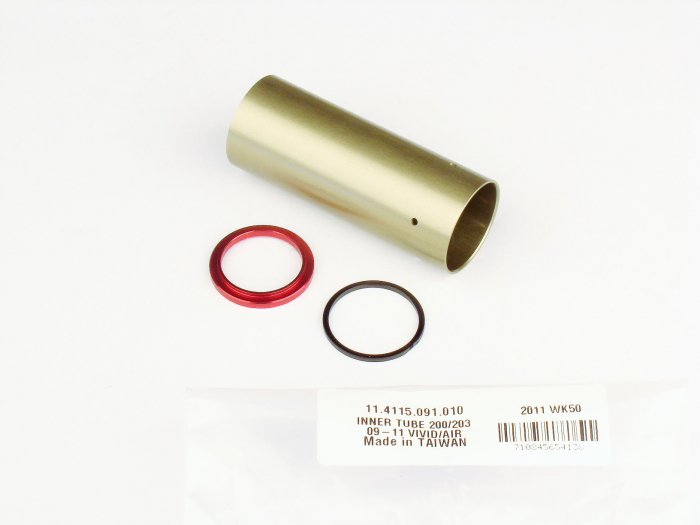 Inner Tube/Rings, Shock Body (200Mm/203Mm) - 2009-2011 Vivid/Vivid Air [1]