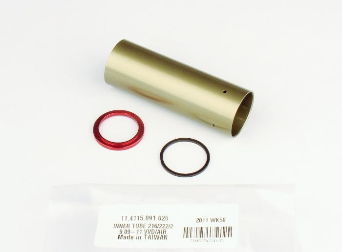 Inner Tube/Rings, Shock Body (216Mm/222Mm/229Mm) - 2009-2011 Vivid/Vivid Air [1]