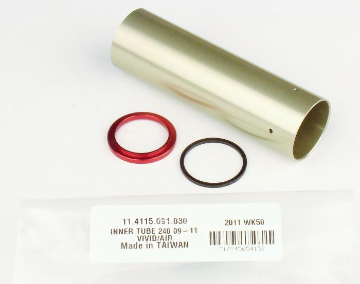 Inner Tube/Rings, Shock Body (240Mm) - 2009-2011 Vivid/Vivid Air 1