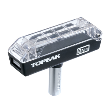Instrument Montare Topeak Torque 6, Tt2533 - Negru-Argintiu [0]