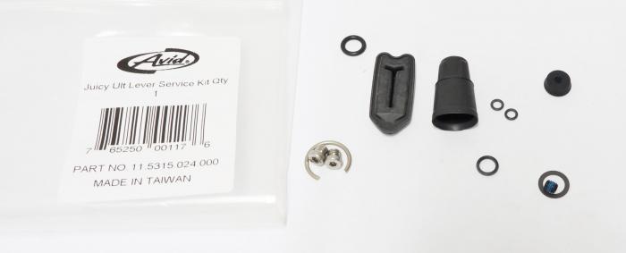 Juicy Ult Lever Service Kit Qty 1 [1]