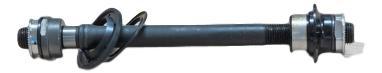 Kit Axle Assy X-9 V2 Rear 0