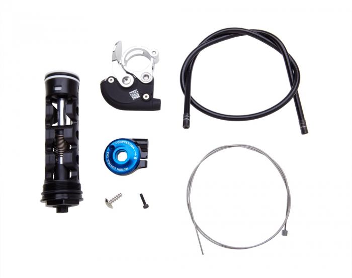 Kit Rock Shox Maneta Push-Loc, Stg Sau Drpt, Matchmaker, Cabluri 0