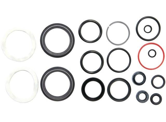 Kit Service Furca Yari Sa A1-Incl.Dust Seals, Foam Rings,O-Ring Seals [0]