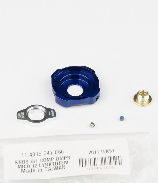 Knob Kit, Compression Damper, Mission Control - 2012 Lyrik/Totem [1]