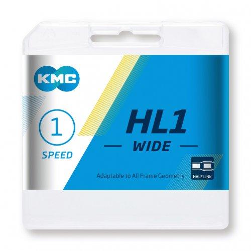 Lant KMC HL1 Wide, 100zale, Argintiu 2