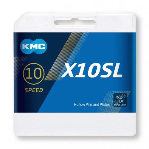 """Lant Kmc X10 Sl Gold, Pt.10Vit, 1/2""""X11/128"""" [0]"""