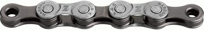 Lant KMC Z8.3, 116zale, argintiu-gri [1]