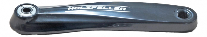 Left Arm Holzfeller Hw 175 Mirror Black 0