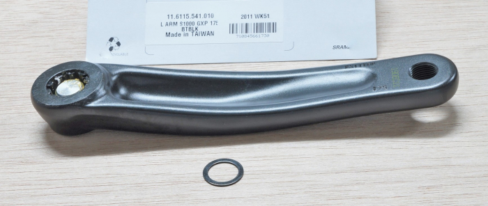 Left Arm S1000 Gxp 175 Blast Black [1]
